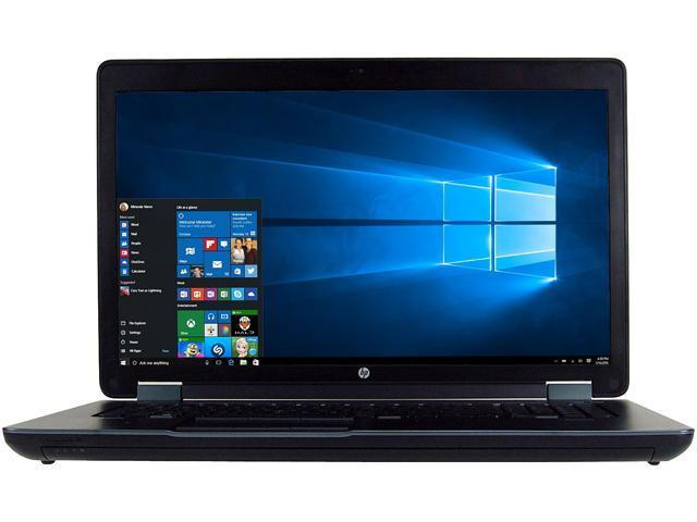 17-inch HP Zbook 17 G2 Laptop Image